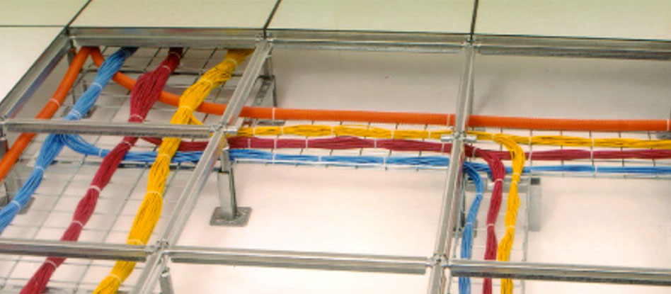 ACCESS CABLE TRAY